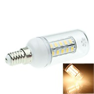SENCART E14 7 W 36 SMD 5730 800-1200LM LM Warm White Corn Bulbs DC 12 V