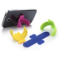 Universal Mobile Adjusted Colorful Support Holders for iPhone(Assorted Colors)