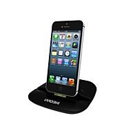 imobi4 cas compatible mfi 6,0 quai socle chargeur pour iPhone 6/6, plus