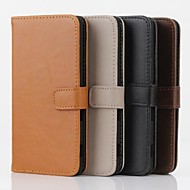 4.8 Inch Luxury Pattern Wallet Leather Case for Sony S50h(Xperia M2)(Assorted Colors)