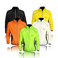 WEST BIKING Bike/Cycling Windbreakers / Jacket / Sun Protection Clothing Men's Long Sleeve Breathable / Windproof / Reflective Strips