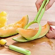 1 τμχ Αποφλοιωτή & τρίφτης For για Φρούτα Ανοξείδωτο ατσάλι Δημιουργική Κουζίνα Gadget / Υψηλή ποιότητα / Πρωτότυπες