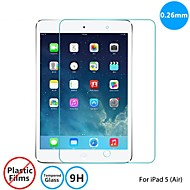 0.26mm Tempered Glass Screen Protector with Microfiber Cloth for iPad 5 (Air)