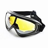 Wolfbike UV400 Sunglasses Safety Eyewear Goggle for Skating Skiing Bicycle Riding Open-air Activities Colorful Lens