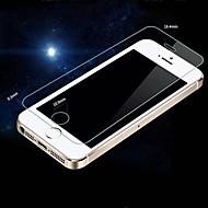 Morton z tvrzeného proti výbuchu skleněná membrána pro iPhone 5s