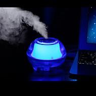 mini krystall aromaterapi usb luftfukter lite nattlys luftfukter