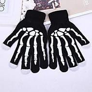 unisexe écran capacitif 3 doigts de toucher hiver acrylique gants chauds pour iphone 6 / ipad et autres