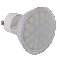 Spot LED Blanc Froid MR16 GU10 4W 24 SMD 5050 360 LM AC 100-240 V