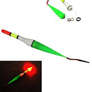 Boyas Pesca - 1 pcs - Luminoso / LED Multicolor Pesca de agua dulce
