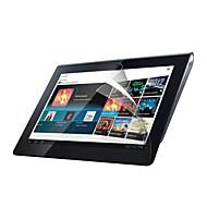 hoge duidelijke screen protector voor Xperia Z2 tablet 10,1 inch tablet beschermfolie
