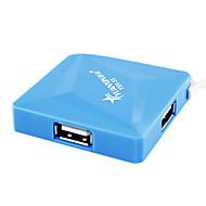 4 portas USB de alta velocidade hub 2.0