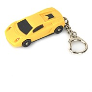 Key Chain Flashlights LED 3 Mode Lumens Waterproof LR41 Everyday Use - Others ABS