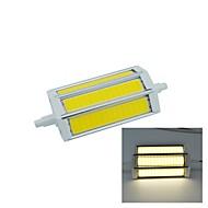 Valonheittimet - Lämmin valkoinen - Koriste - Upotettavat jälkiasennusvalot - R7S - 7.0 W