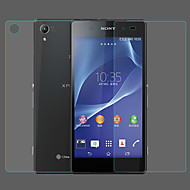 (2.5D,0.3mm,9H)Front & Back Tempered Glass Film Screen Protector for SONY Xperia Z2