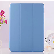 Colorful Protective PU Leather Case with Stand for iPad Air 2