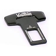 fivela de cinto de segurança de segurança do carro de metal universal