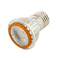 YouOKLight® E27 4W 400lm COB Warm White/White LED Spotlight - Silver + Golden(AC85-265V)