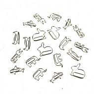 Creative Small Animals Paper Clip Shape 20 PCS