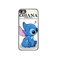 ohana significa hard case de alumínio design para iPhone 5 / 5s