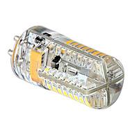 Luminária de Pin-Duplo G4 4 W 360 LM 3500/6000 K Branco Quente / Branco Frio 72 SMD 3014 DC 12 / AC 12 / AC 24 / DC 24 V