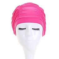 Sanqi ouvido à prova d'água fashional unisex&cabelo proteção natação cap
