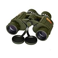 MOGE binocolo ® 8x42 binocolo zoom Baigish visione notturna ad alta definizione telescopio occhi rossi lente L158