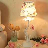 lanse® 15181351 35W roser bedsides lampe pastorale stil 220v
