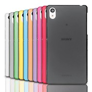 BIG D Ultra Thin Matte Back Case for Sony Xperia Z3(Assorted Color)