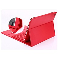 Apfel iPad Air 2 - Smart-Covers ( PU Leder , Rot/Schwarz/Purpur ) - Einfarbig/Spezielles Design