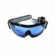 Soft Foam Inner Core Safety Goggles