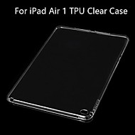 BIG D TPU Clear Soft Back Case for iPad Air(Assorted Color)