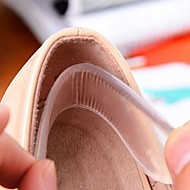 Japanese Transparent Silicone Material Heel protection pads