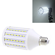 1 pcs E27 30W 98X SMD 5730 2352LM 2800-3500/6000-6500K Warm White/Cool White Corn Bulbs AC 220-240V