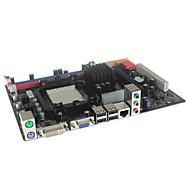 micro soquete AM2 atx / AM2 + / AM3 DDR2 / DDR3 computador motherboard c68