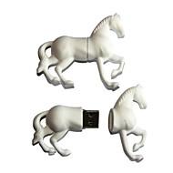 Pferde Modell usb 8gb 2.0 Memory Flash-Feder-Antrieb neue