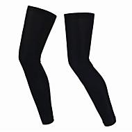 Beinlinge/Knielinge Kompressionskleidung FahhradAtmungsaktiv warm halten Rasche Trocknung UV-resistant Videokompression Leichtes Material