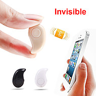 Invisible Super Mini Stereo Wireless Bluetooth V4.0 Headphone In-Ear Earphone for iPhone 6/5S Samsung S5 Universal