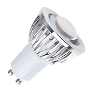 Riflettori 1 COB Bestlighting MR16 GU10 5 W Intensità regolabile 450 LM Bianco caldo / Luce fredda / Bianco 1 pezzo AC 85-265 V