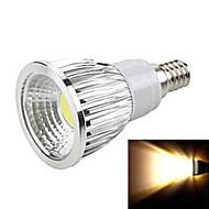 12W E14 LED Spot Işıkları 1 COB 100 lm Sıcak Beyaz / Serin Beyaz AC 85-265 V 1 parça