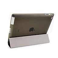 ipad 2/3/4 fall trifold case smart deksel til iPad 2/3/4