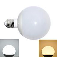 15W E26/E27 LED-globepærer 30 SMD 5730 1000-1100 lm Varm hvit / Kjølig hvit AC 85-265 V 1 stk.