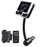 FM-Transmitter mit Bluetooth Freisprechanlage / mit Wireless-Controller / bluetooth 2.0 / mp3 play USB / SD Karten