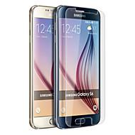 beschermende hd screen protector voor de Samsung Galaxy s6 (5 stuks)