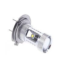 1 szt. H4 5w 9x duża moc led 500 lm 2800-3500 / 6000-6500k chłodne białe światło dc 24 / dc 12 v
