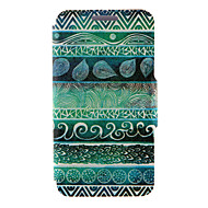 Na Samsung Galaxy Etui Etui na karty / Z podpórką / Flip / Wzór / Magnetyczne Kılıf Futerał Kılıf Napis Skóra PU Samsung A8 / A7 / A5 / A3