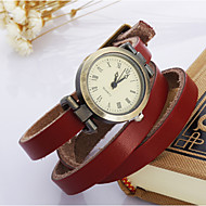 Women's Bohemian Watches Three Leather Watch Cool Watches Unique Watches Fashion Watch