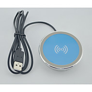 KP-ZMC Wireless Charger Inductive Charging Pad for Samsung Galaxy and iPhone