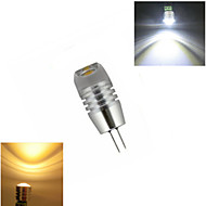 1 pcs G4 3W 1X High Power LED 100LM 2800-3500/6000-6500K Warm White/Cool White Spot Lights DC 12V