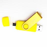 sj ourspop - 22 4gb telefono rotativo usb flash drive pen drive