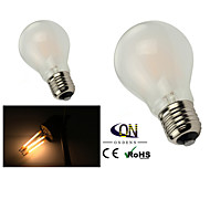 ONDENN E26/E27 6 W 6 COB 600 LM 2800-3200K K Warm White A Dimmable Globe Bulbs AC 220-240/AC 110-130 V